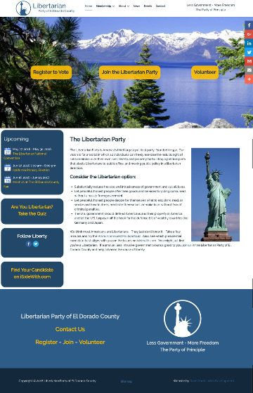 Libertarian Party of El Dorado County