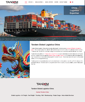 Tandem Logistics China