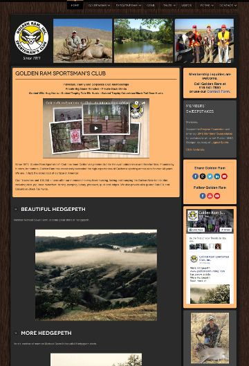 Golden Ram Hunting Club