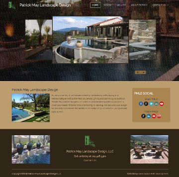 Patrick May Landscape Design